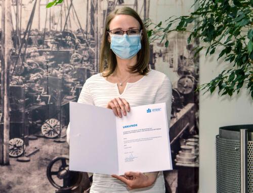 Leichte Sprache gewinnt: Wissenschaftspreis der Hochschule Mittweida